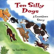 Cover art for TEN SILLY DOGS