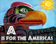 A IS FOR THE AMERICAS by Cynthia Chin-Lee