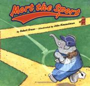 MORT THE SPORT by Robert Kraus