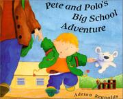 Cover art for PETE AND POLO'S BIG SCHOOL ADVENTURE