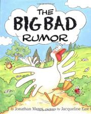 THE BIG BAD RUMOR by Jonathan Meres