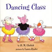 Book Cover for DANCING CLASS