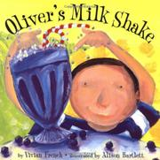 Cover art for OLIVER'S MILK SHAKE