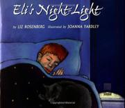 ELI'S NIGHT-LIGHT by Liz Rosenberg