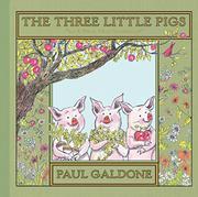 THE THREE LITTLE PIGS by Joanna C. Galdone