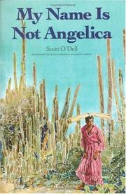 Cover art for MY NAME IS NOT ANGELICA
