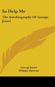 SO HELP ME by George Jessel