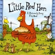 THE LITTLE RED HEN by Jonathan Allen