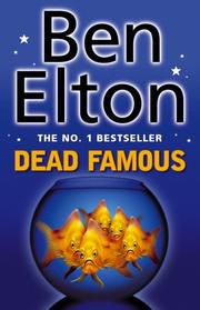 Cover art for DEAD FAMOUS