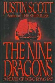 Book Cover for THE NINE DRAGONS