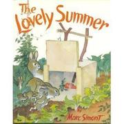 Book Cover for THE LOVELY SUMMER