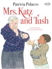 Cover art for MRS. KATZ AND TUSH