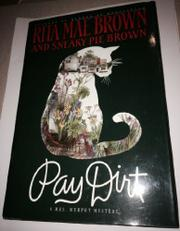 PAY DIRT by Rita Mae Brown
