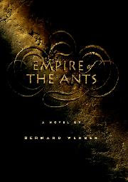 Book Cover for EMPIRE OF THE ANTS