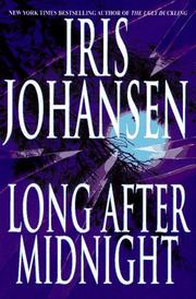 Cover art for LONG AFTER MIDNIGHT