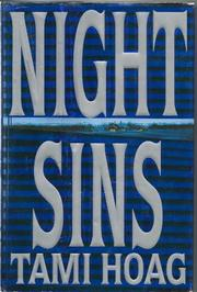 Cover art for NIGHT SINS