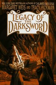 Cover art for LEGACY OF THE DARKSWORD
