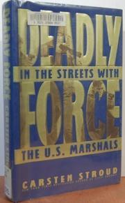 Cover art for DEADLY FORCE