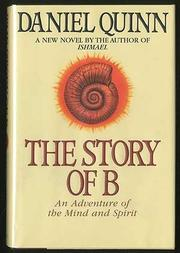 Cover art for THE STORY OF B