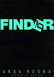 FINDER by Greg Rucka
