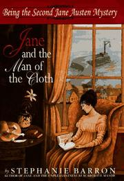 Cover art for JANE AND THE MAN OF THE CLOTH