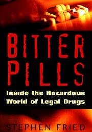 Book Cover for BITTER PILLS