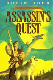 Book Cover for ASSASSIN'S QUEST