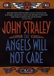Book Cover for THE ANGELS WILL NOT CARE