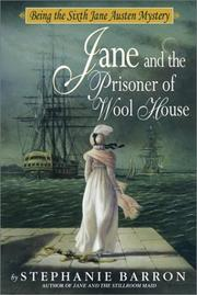 Cover art for JANE AND THE PRISONER OF WOOL HOUSE