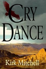 Book Cover for CRY DANCE