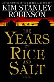 Cover art for THE YEARS OF RICE AND SALT