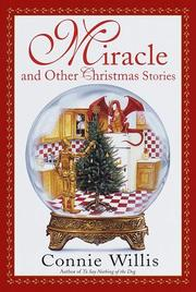 MIRACLE by Connie Willis