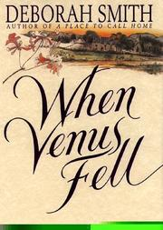 WHEN VENUS FELL by Deborah Smith