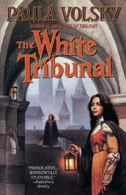 Cover art for THE WHITE TRIBUNAL