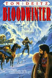 Book Cover for BLOODWINTER