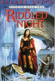 THE RIDDLED NIGHT by Valery Leith