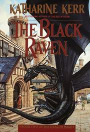 THE BLACK RAVEN by Katherine Kerr