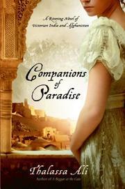COMPANIONS OF PARADISE by Thalassa Ali
