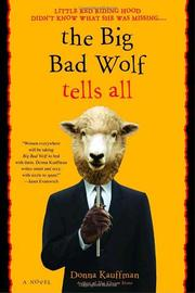 Book Cover for THE BIG BAD WOLF TELLS ALL