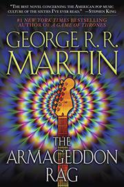 THE ARMAGEDDON RAG by George R.R. Martin