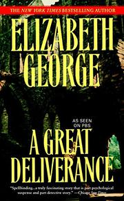 A GREAT DELIVERANCE by Elizabeth George