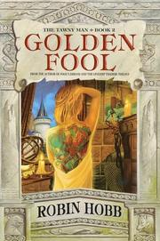 Cover art for GOLDEN FOOL