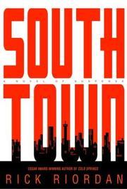 SOUTH TOWN by Rick Riordan