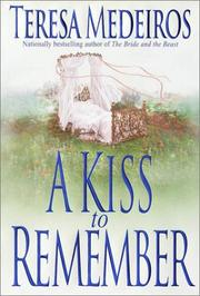 Cover art for A KISS TO REMEMBER