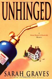Cover art for UNHINGED