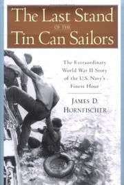 Cover art for THE LAST STAND OF THE TIN CAN SAILORS