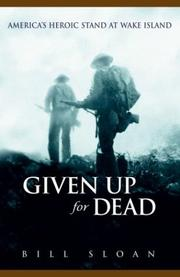 Cover art for GIVEN UP FOR DEAD