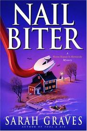 Cover art for NAIL BITER