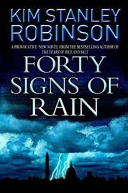 Cover art for FORTY SIGNS OF RAIN