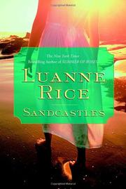 SANDCASTLES by Luanne Rice
